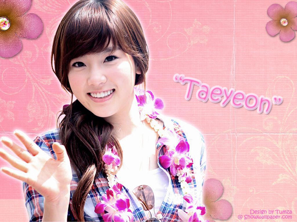 Nama Panggilan Taeyeon 1024x768