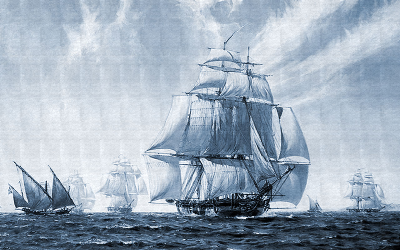 Mixed Style A tall ship is a large traditionally rigged sailing 1280x800