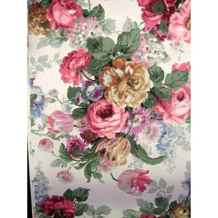 Vintage Floral Wallpaper Patterns Vintage Retro Wallpaper The 736x736