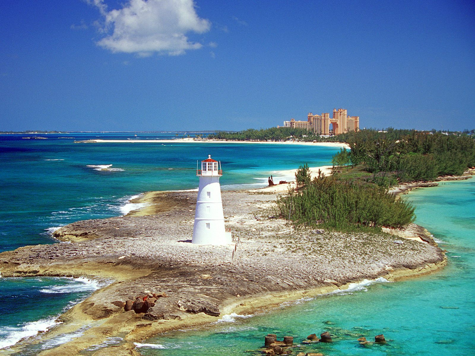 Island Nassau Bahamas Wallpaper High Quality WallpapersWallpaper 1600x1200
