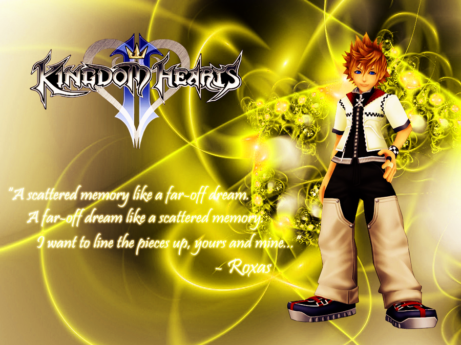 Kingdom Hearts 2 Wallpaper 3 by CrossDominatriX5 900x675