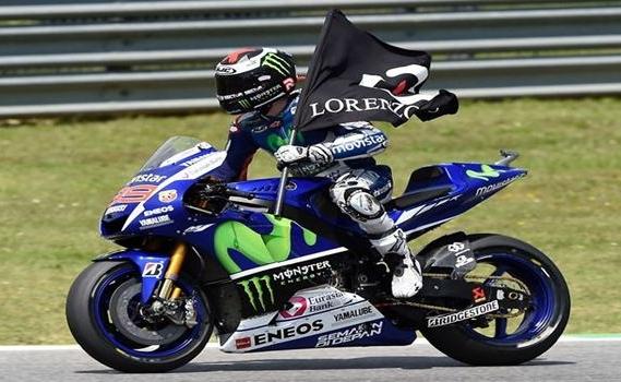 Gelaran MotoGP 2015 yang berlangsung di Ceko merupakan gelaran MotoGP 569x350