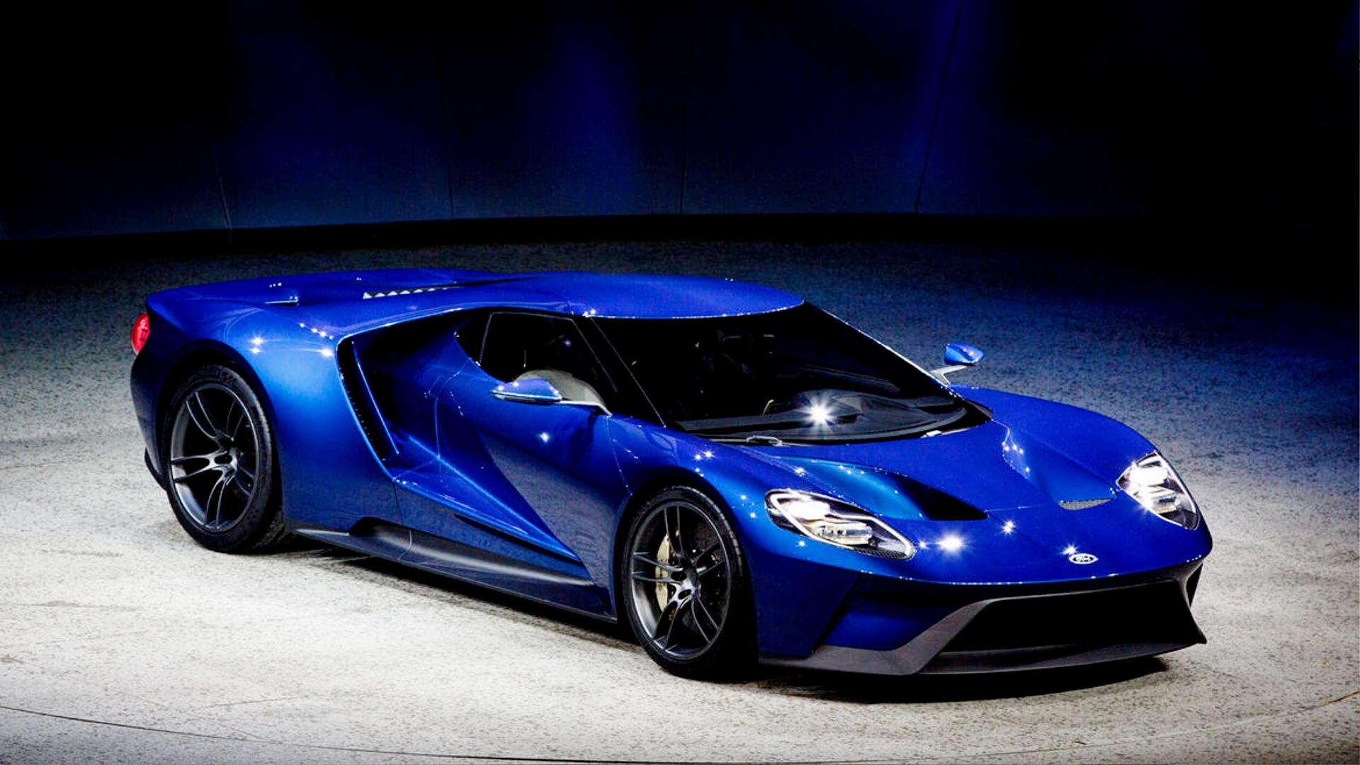 2016 Ford GT Wallpaper 1920x1080   image 290 1920x1080