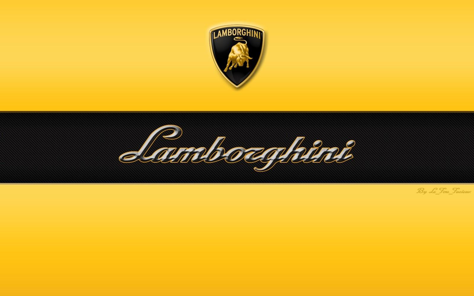Lamborghini Logo lamborghini logo imageslamborghini logo wallpaper 1600x1000