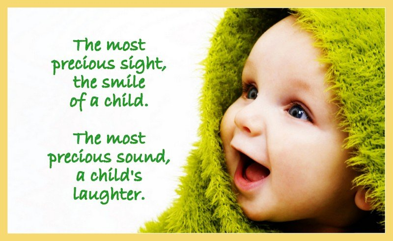 Small Baby Images With Quotes: Cute Baby Wallpapers With Quotes