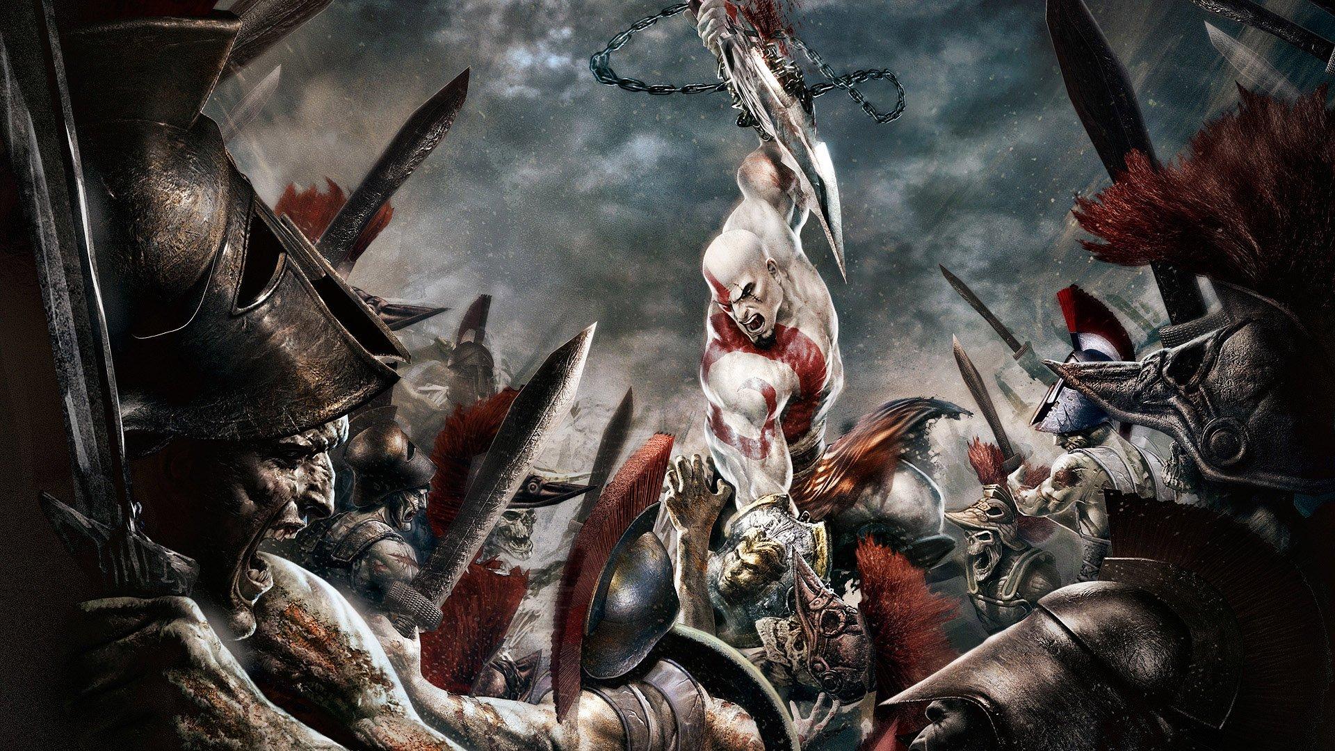god of war 3 wallpaper hd wallpapersafari