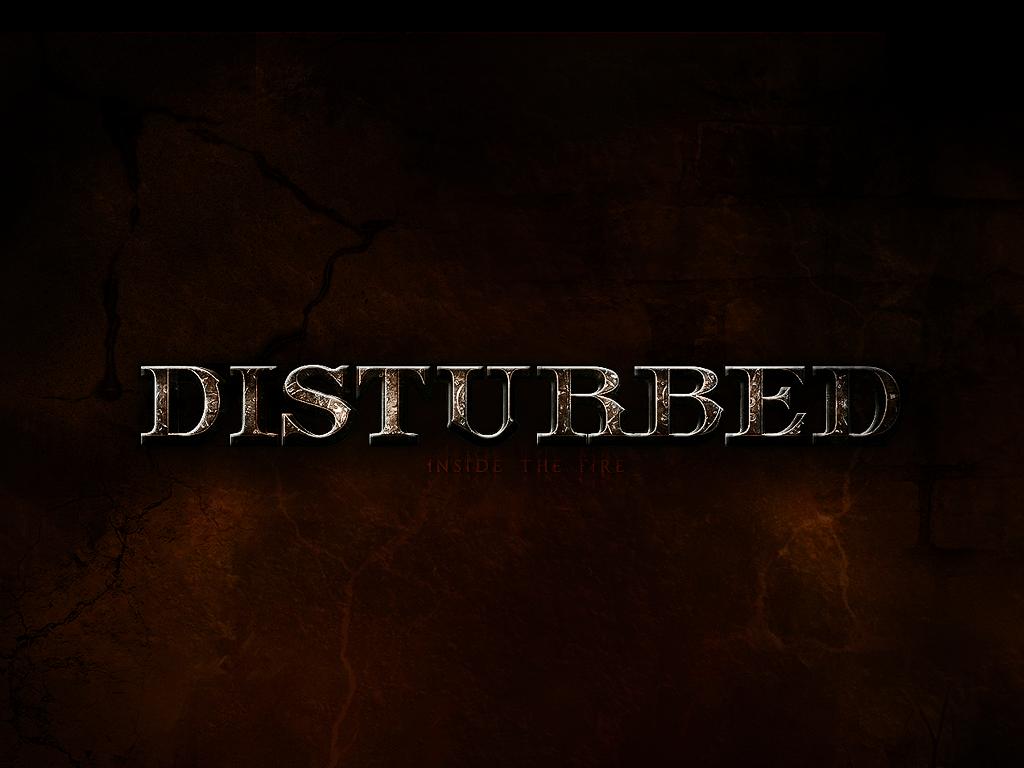 Disturbed Wallpaper by thekellz 1024x768