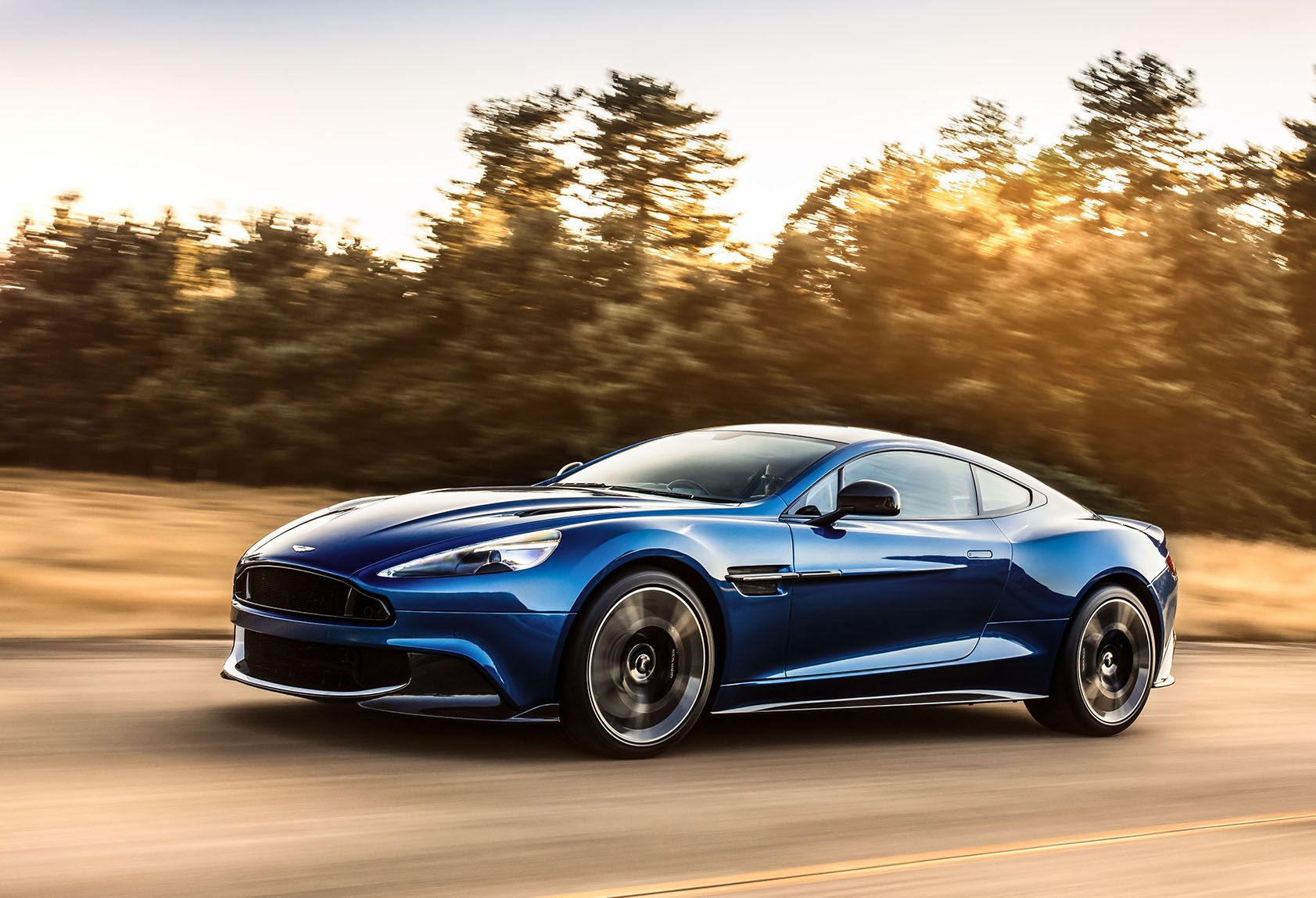 2018 Aston Martin Vanquish S Widescreen Wallpaper Automotive 1683x1149