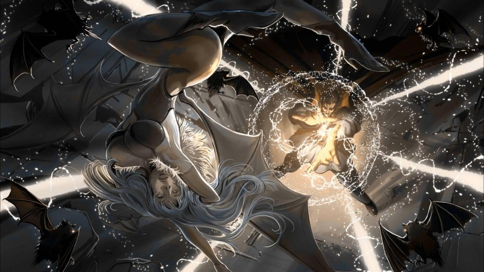 Dr Odd Fantasy Art