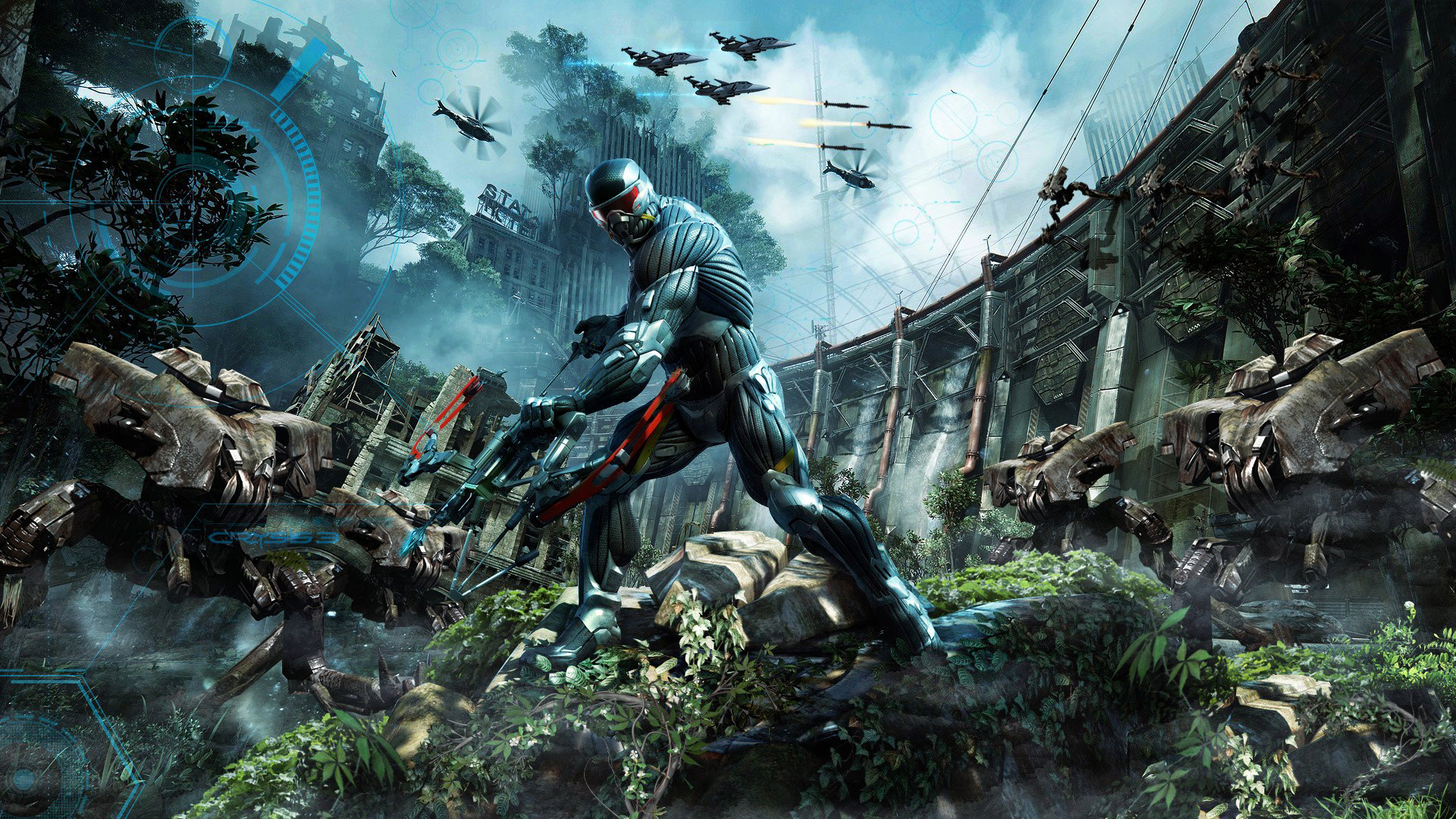 Homepage Games Video Game Crysis wallpaper 1920x1080 1 1920x1080