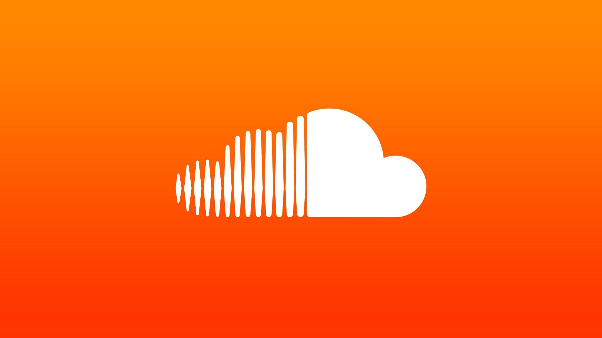 Soundcloud Logo HD Wallpaper 66510 1920x1080px 1920x1080