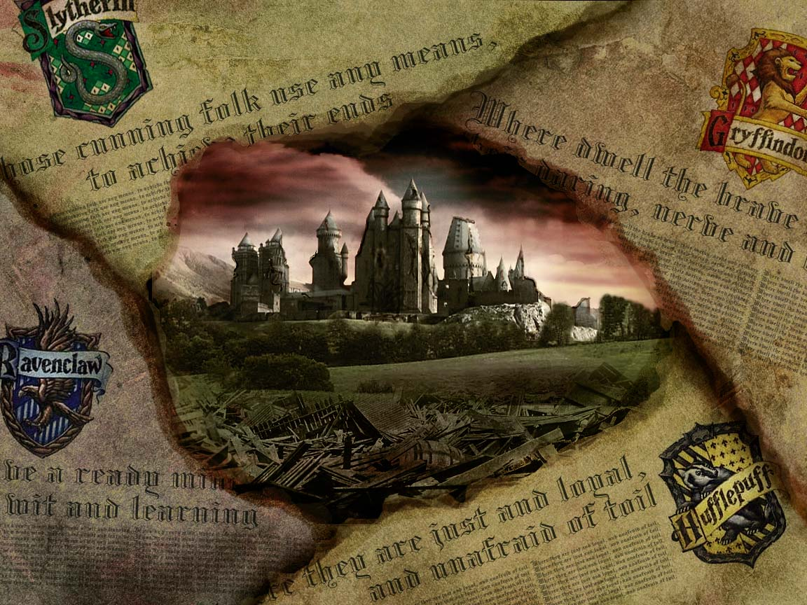 Harry Potter Iphone Wallpaper Hogwarts Harry potter wallpaper 1152x864