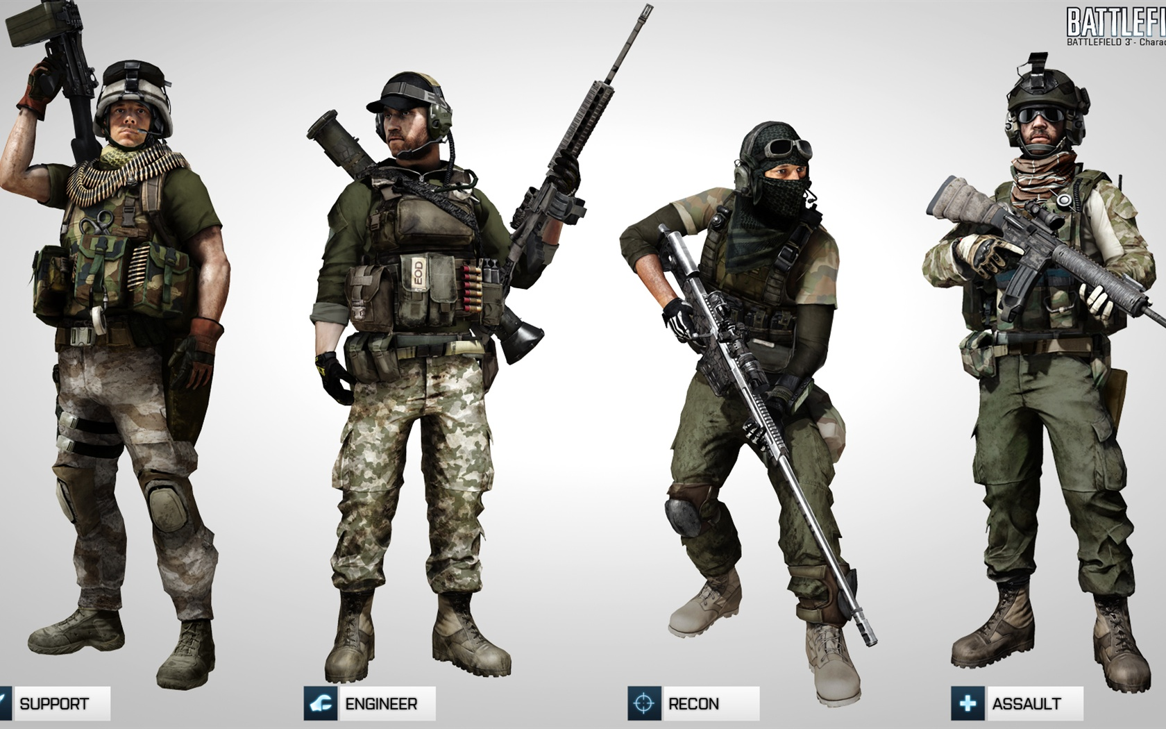 Battlefield 3 Multiplayer game 640x960 iPhone 44S wallpaper 1680x1050