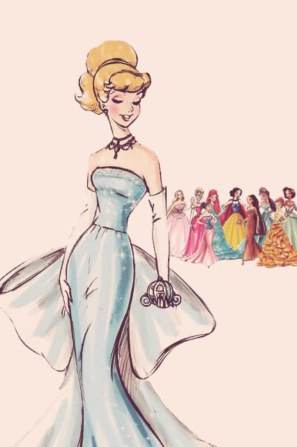 art disney iphone collection vintage wallpaper Rapunzel princess ariel 426x640