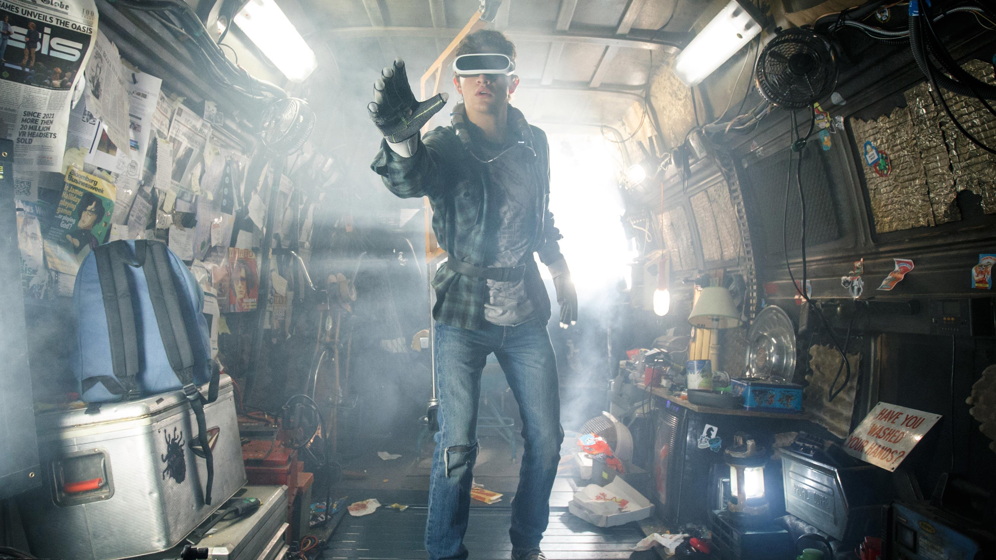 Free Download Ready Player One 2018 Movie Wallpaper Hd