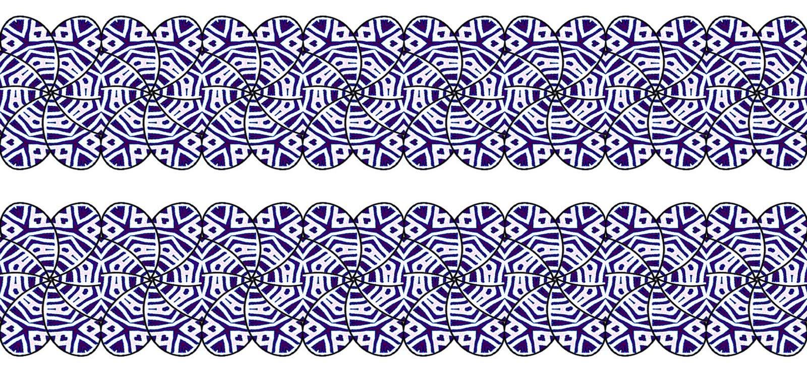 navy blue wallpaper border   weddingdressincom 1600x740