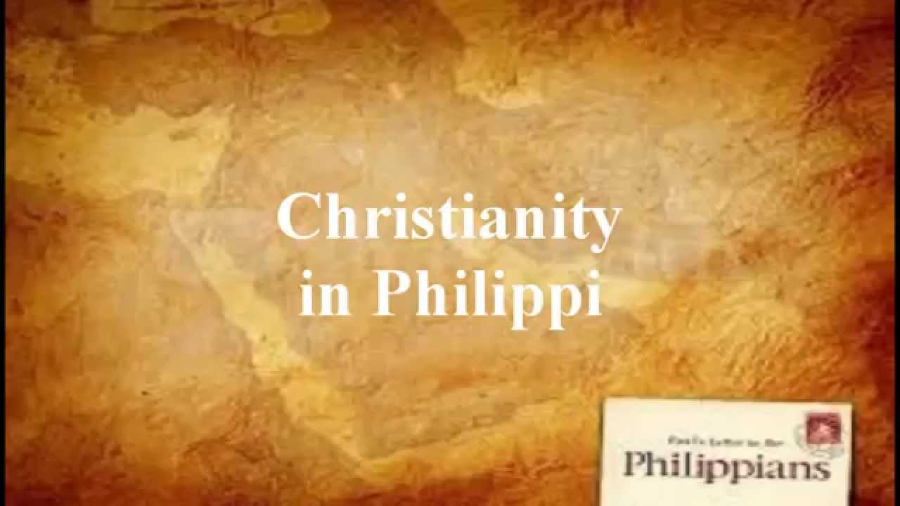 Lesson 1 Background of Philippians 1280x720