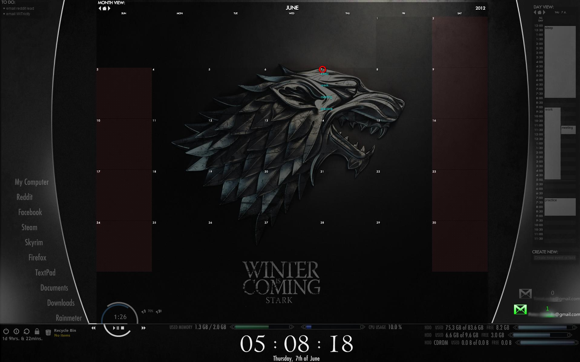 First Desktop Game of Thrones iimgurcom 1917x1198