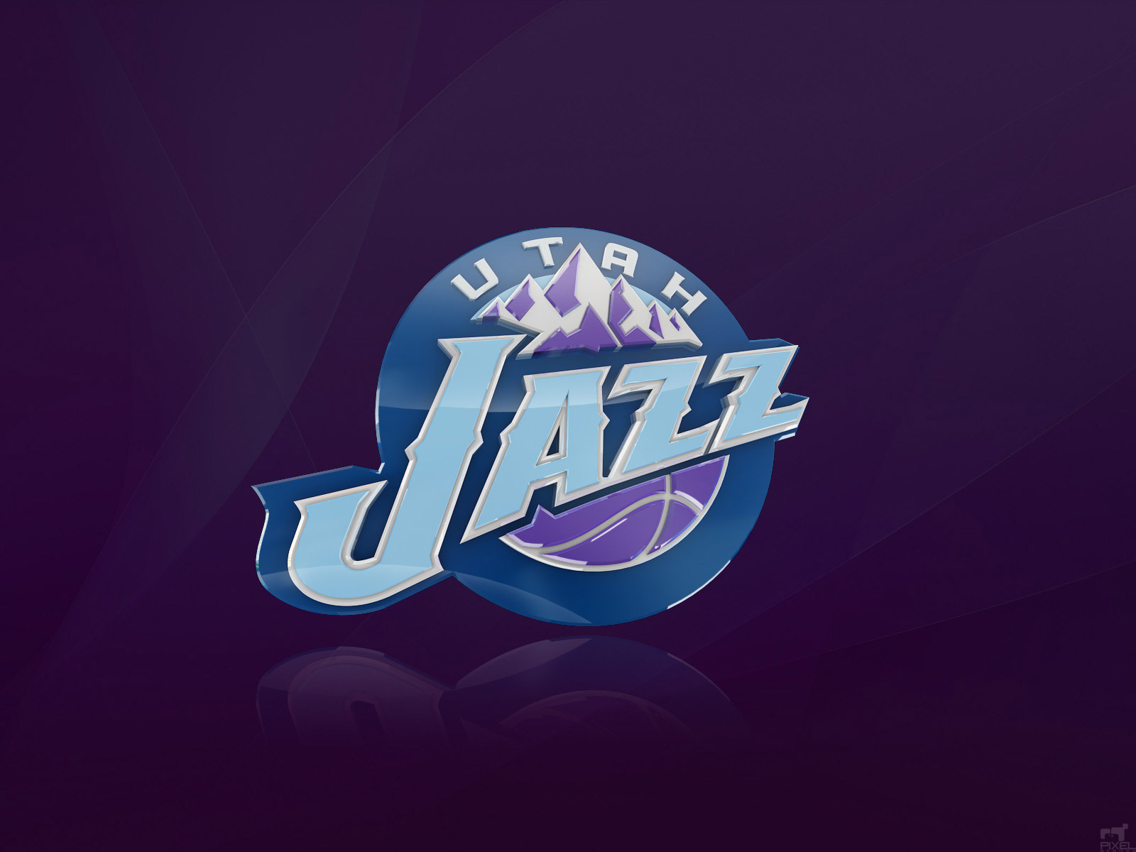NBA Wallpapers for iPhone 5   Western NBA Teams Logo Wallpapers for 1600x1200