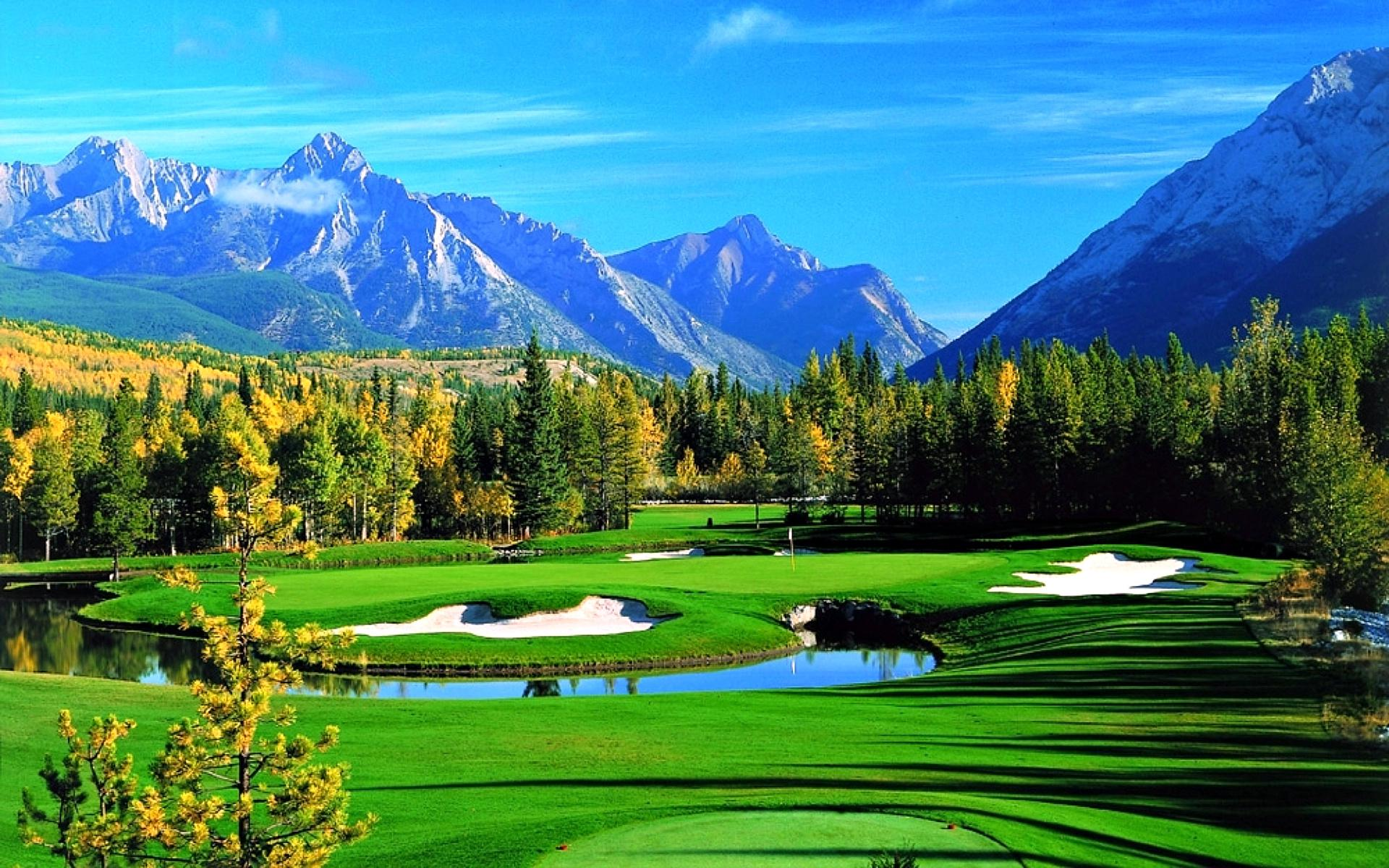 golf course   156459   High Quality and Resolution Wallpapers 1920x1200