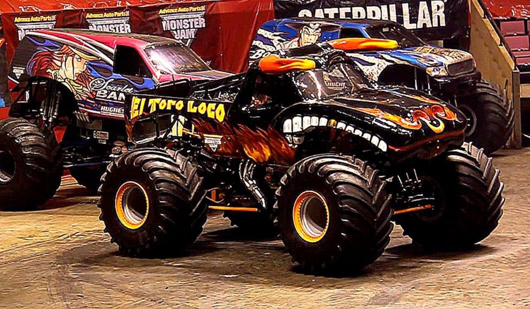 monster trucks wallpaper wallpapersafari