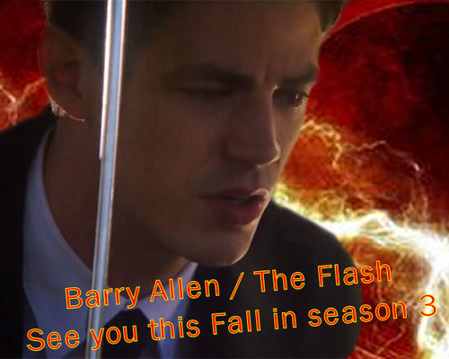 Barry Allen   The Flash images Barry Allen wallpaper and background 500x400
