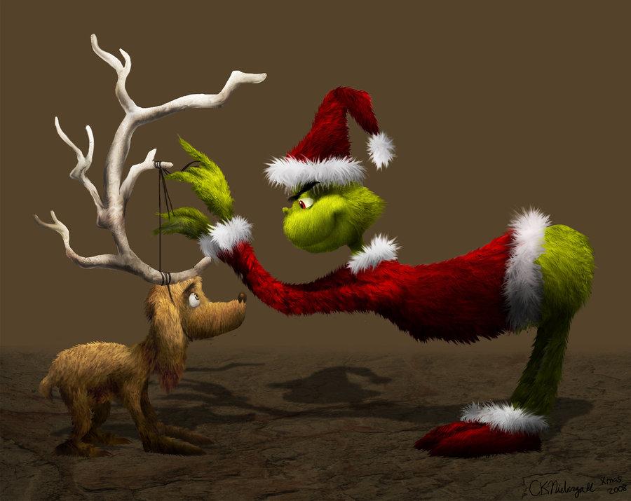 The Grinch  a la Horton by EmpressHeleniajpg 900x715
