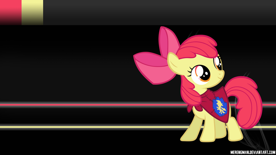 Apple Bloom Wallpaper by Merengman 900x506