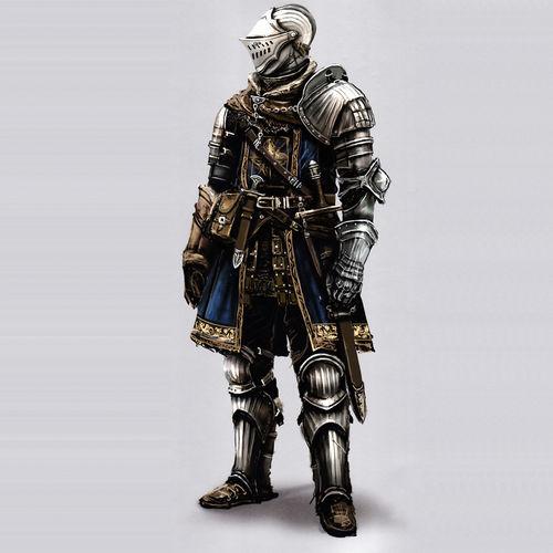 Dark Souls Knight Wallpaper For iPhone 4 500x500