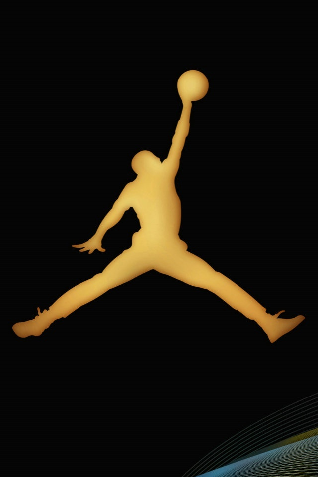 Jordan logo 7 iPhone wallpapers Background and Themes 640x960