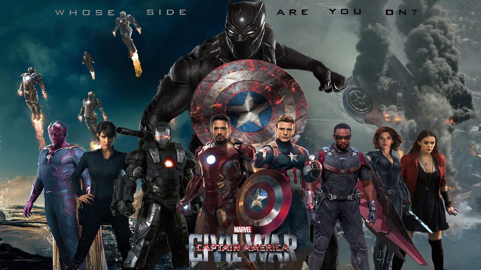 Civil em hd 1080p Download Captain America Civil War movie wallpapers 1600x900