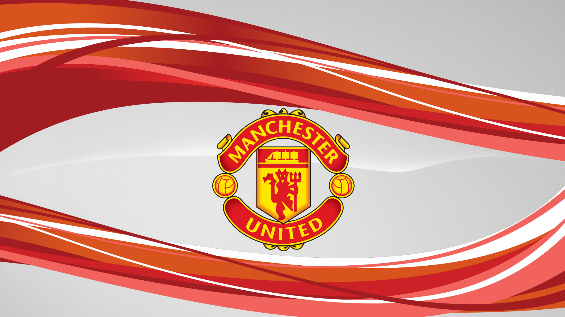 Manchester United High Def Logo Wallpapers 1920x1080