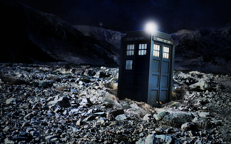 TARDIS Doctor Wallpaper 1440x900 TARDIS Doctor Who 1440x900