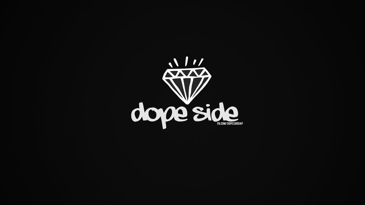 DOPE SIDE   RAP Wallpaper 3 by TuhCaldas 1191x670