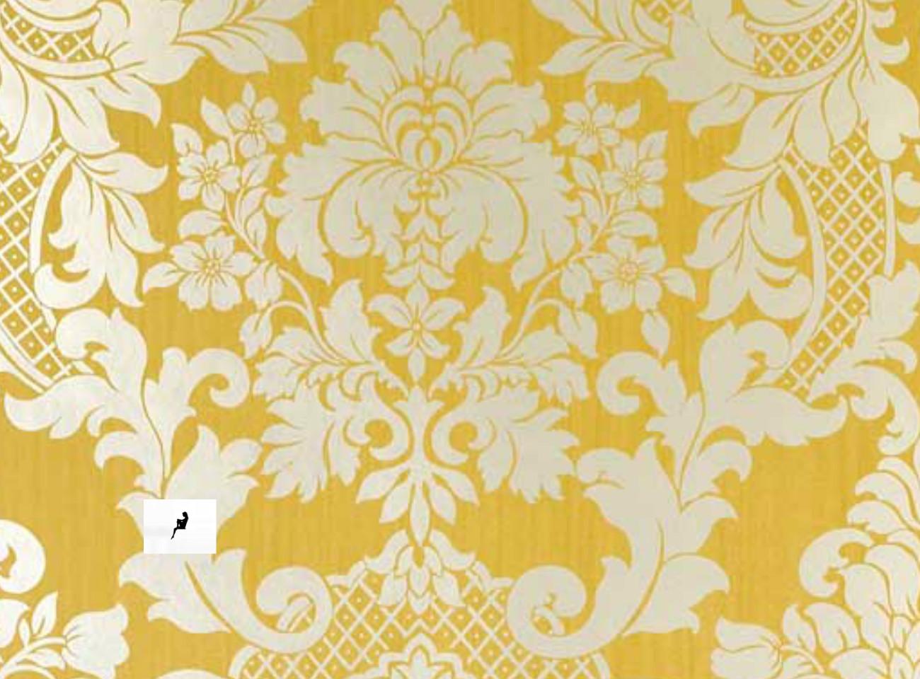 yellow wallpaper - wallpapersafari