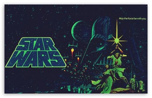 47 Star Wars Vintage Wallpaper On Wallpapersafari