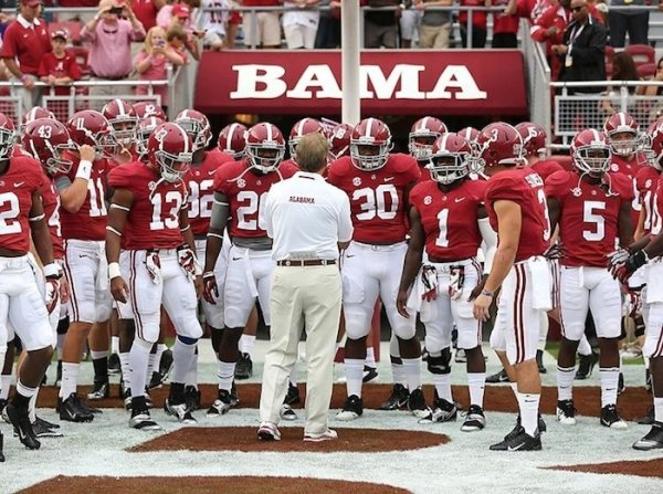 Alabama is scheduled to play back to back Cowboy Classic games in 2015 600x447