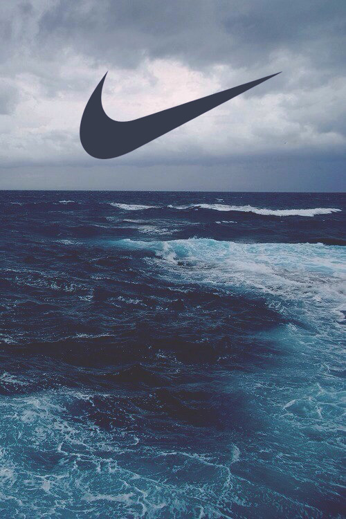blue nike tumblr wallpaper 500x750
