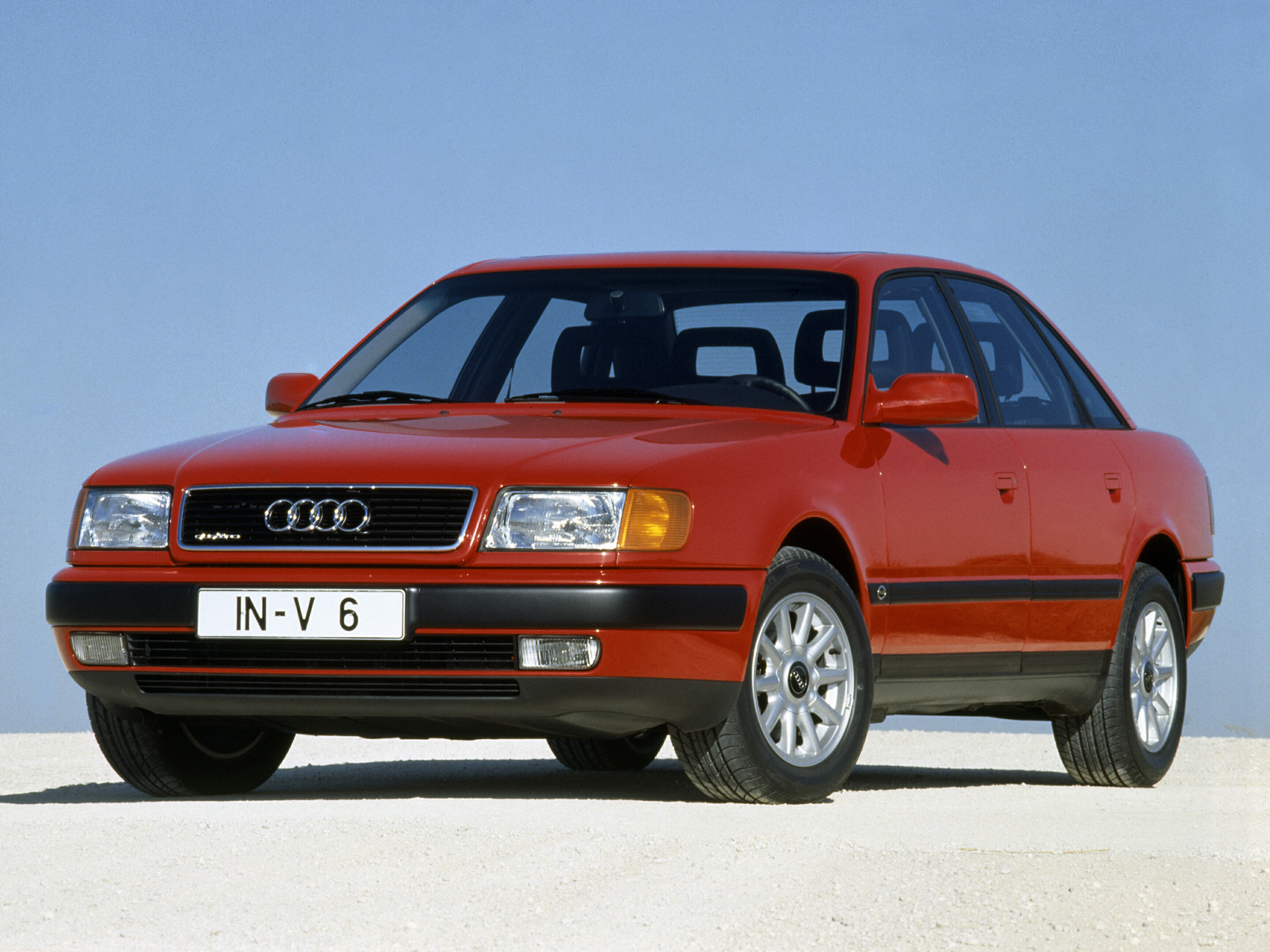 Audi 100 C4 Cool Cars Wallpaper 2048x1536