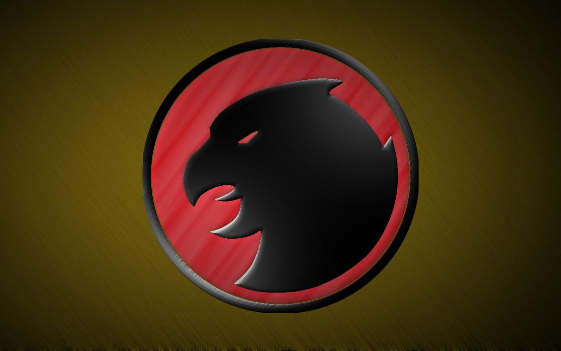 Hawkman logo wallpaper