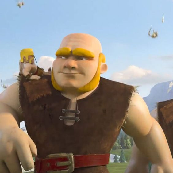 Clash of Clans Giants Commercial Funny TV Commercials 564x564