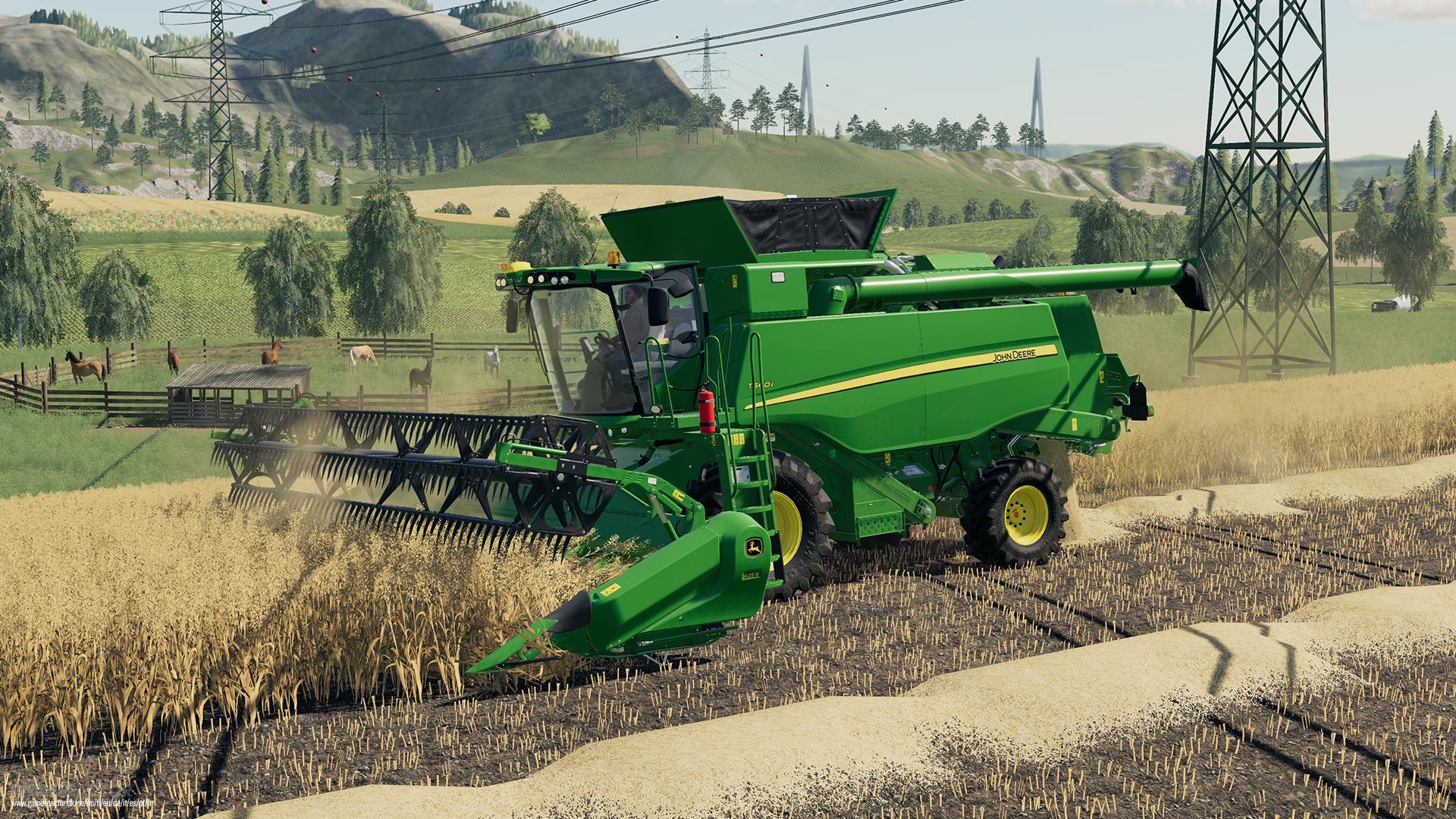 Pictures of Farming Simulator 19 1019 1920x1080