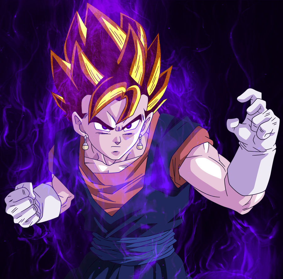 Dread Master Vegetto by The Potara Fusion 900x887