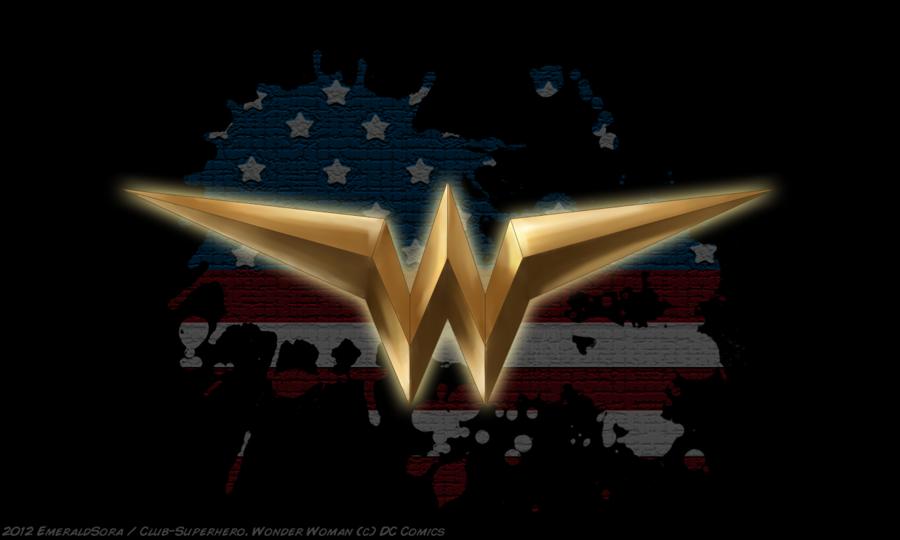 Wonder Woman Wallpaper by EmeraldSora 900x540