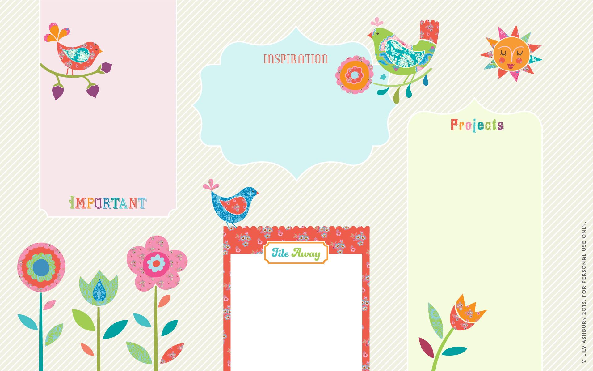desktop wallpaper organize ashbury lily 1920x1200