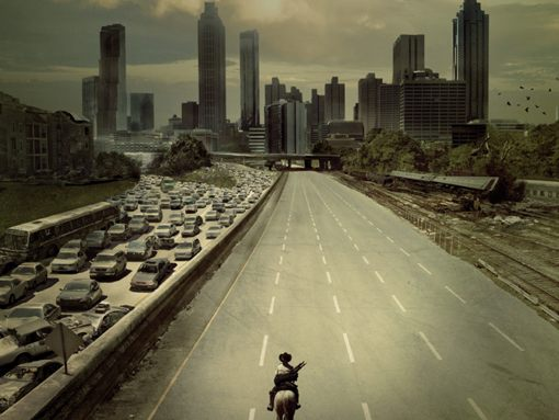 Walking Dead wallpapers to your cell phone   series the walking dead 510x383