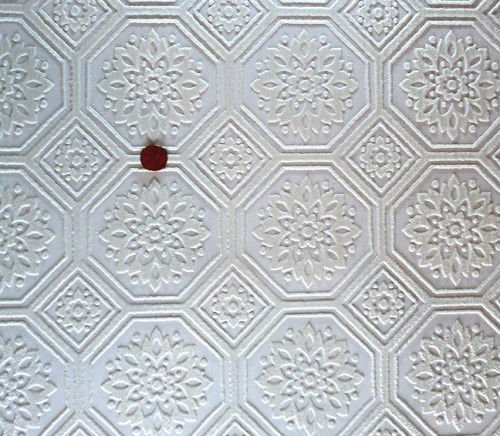 Dollhouse Ceiling Wallpaper: Dollhouse Miniature Wallpaper From Spain