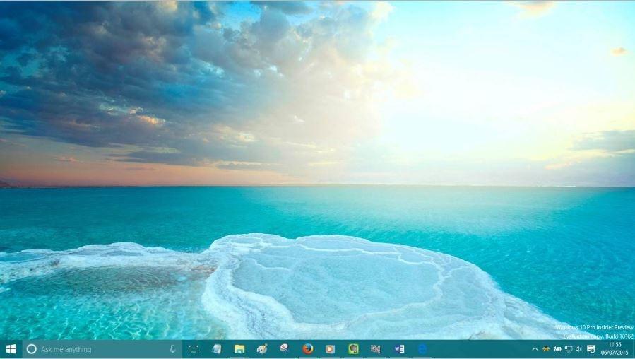 set up a desktop slideshow or change desktop background in Windows 10 899x508