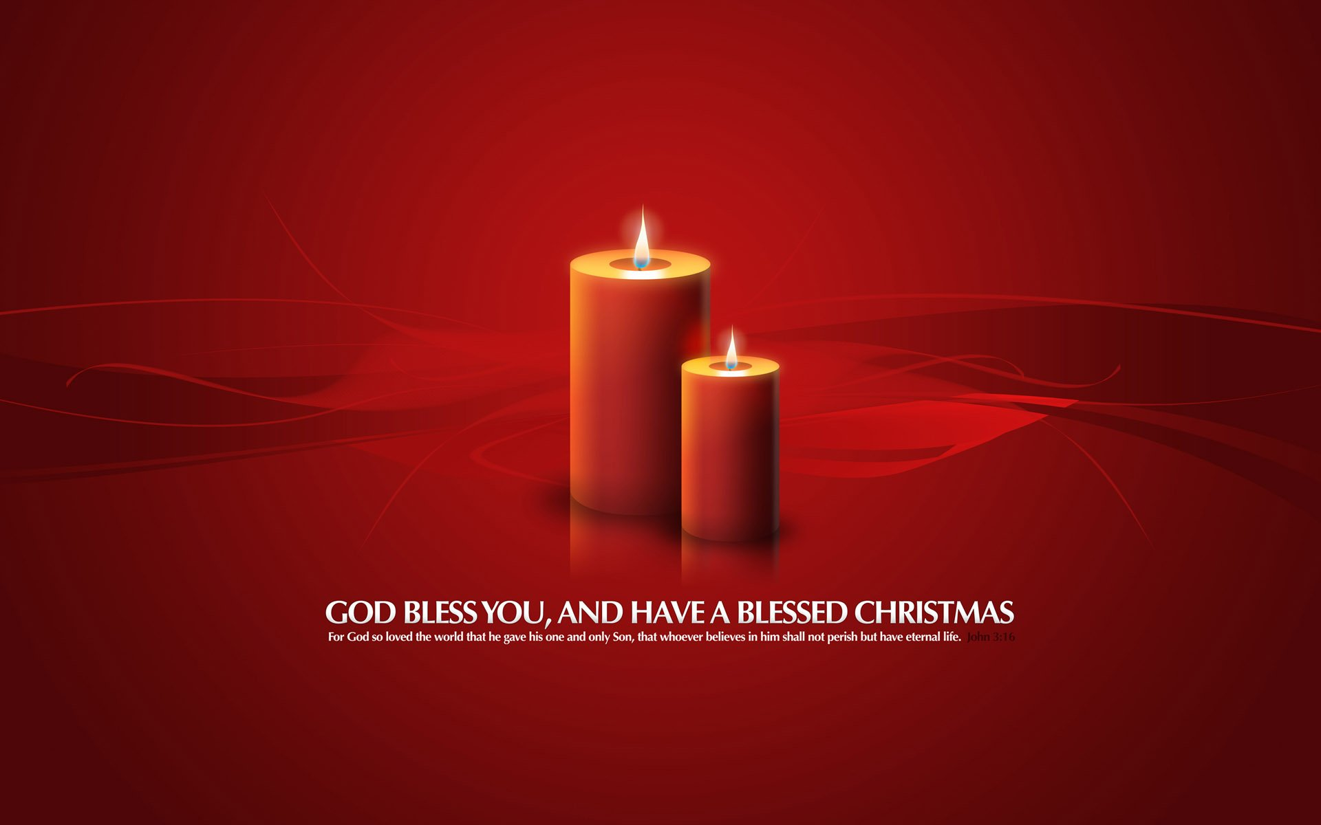 christmas candle background 1920x1200 1920x1200