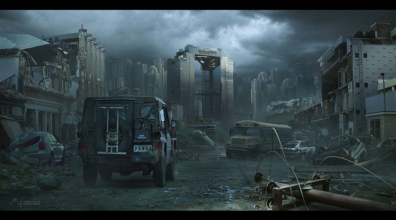 Post Apocalyptic People Sci Fi Post Apocalyptic Wallpaper 1440x800